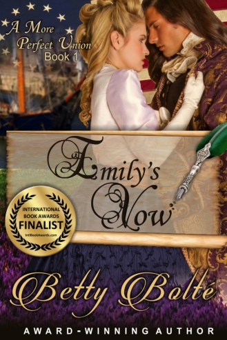 Emily's Vow Finalist Seal