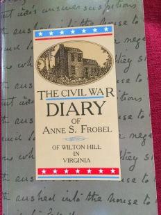 Ann Frobel CW Diary