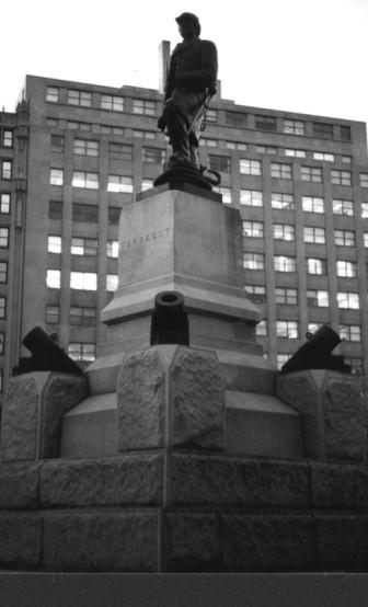 Vinnie Ream Farragut Statue