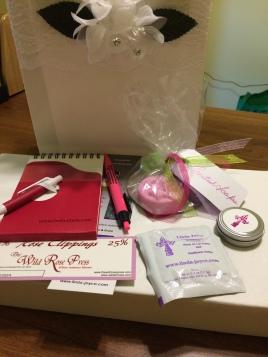 Linda Joyce gift bag