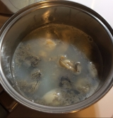 Simmering Oysters