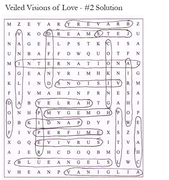 VVL-No 2-Solution