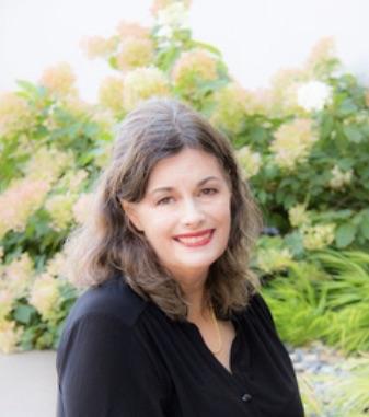 Author photo- Margaret Ann Spence